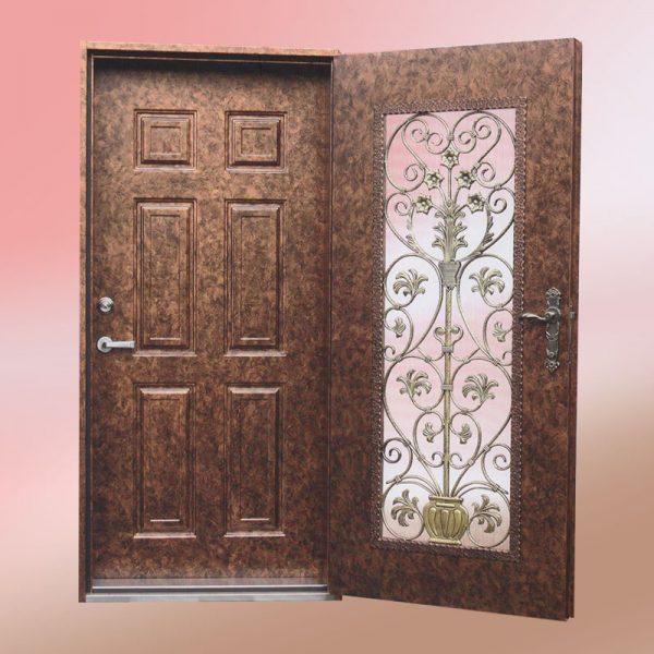 JW34雙玄關門